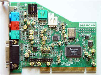 PCI声卡