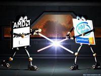 AMD与intel
