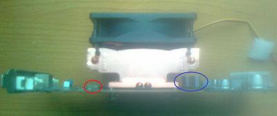 显卡散热风扇:超频3金甲K90评测-穆童博客
