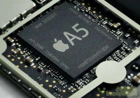 苹果iPad平板电脑所采用的由其和三星电子共同制定的ARM处理器