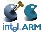 ARM与intel