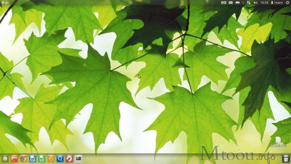 ubuntu11.10头部上面的unity栏移到底部显示的办法