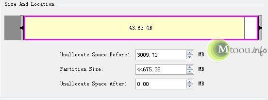 用Partition Wizard Home Edition分区软件对给C盘扩充容量