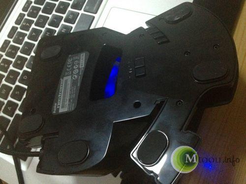 Razer Nostromo诺斯魔舰游戏键盘简单评测