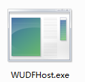 WUDFHost.exe进程