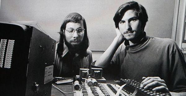那些改变了世界的IT人 ——史蒂夫·乔布斯