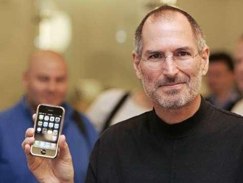 全球狂热的iPhone智能手机